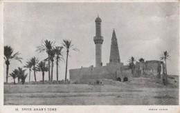 Sheik Amar's Tomb    - Scan Recto-verso - Iraq