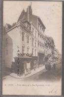 59 - LILLE---Vieille Maison De  La Rue Esquernoise--animé--Precurseur - Lille