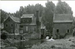 GALMAARDEN (Vl. Brabant) - Molen/moulin - Dubbele Watermolen Op De Marke: Driscart- Resp. Gemlingenmolen. Opname: 1979. - Galmaarden