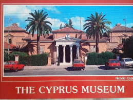 CYPRUS -THE CYPRUS MUSEUM - Cyprus