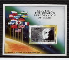 Sierra Leone, 1990, Space - Space