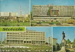 = 15559  - ROMANIA  - SLOBOZIA  - SOCIALIST  REPUBLIC  - USED = - Rumania