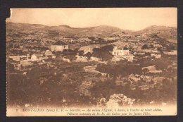 SYRIE - MONT LIBAN - Sourath - Au Milieu L´église ; à Droite, à L´ombre De Vieux Chènes, L´oeuvre Naissante De N.D, - Syrie