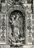 Saint Michel De Frigolet : Abbaye - Statue De Notre Dame Du Bon Remède (n°9 Yvon Dentelée Neuve) - Otros Municipios