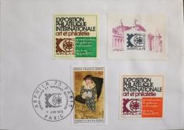 FRANCE 1975 - ARPHILA 75 PARIS - Paris Le 11.06.1975 - TBE - - Philatelic Exhibitions
