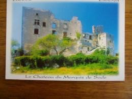 Lacoste Le Château Du Marquis De Sade - Autres Communes