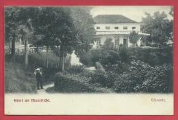 Groet Uit Maastricht - Slavante - 1910 ( Verso Zien ) - Maastricht