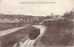 CLAIRVAUX. LE TRAMWAY DE FONCINE - France