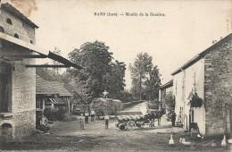 RANS. MOULIN DE LA BUSSIERE - France
