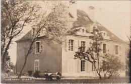 25 -  ARC ET SENANS  Château D'Arc  Carte Photographique - Other Municipalities
