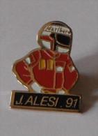 Jean Alesi 91 Marlboro - Car Racing - F1