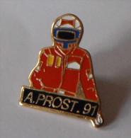 Alain Prost 91 - Car Racing - F1