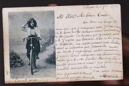 LOKEREN ALL HEILL LOHEREN 1900 POSTEE DE LEDE LOKREND - Pays-Bas