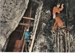 BRD- Niedersachsen: St. Andreasberg/ Harz, Grube Samson - Fahrkunst - Mines