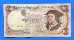 Portugal  500  Escudos  1966 - Portugal