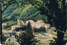 PRATS-DE-MOLLO (Pyrénées-Orientales) - LE HAUT VALLESPIR - PARK HÔTEL D´ESTAMARIUS - Non Circulé, 2 Scans - Francia