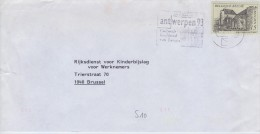 >>>>> TRANSORMA ## S10 ## Op Gelopen Brief / Sur Pli Voyagé / On Travelled Cover. - Bélgica