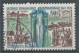Chad, Hydrology, 1968, VFU - Chad (1960-...)
