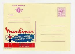 Publibel Neuve N° 2668 (Moulinex   Libère La Femme) - Ganzsachen