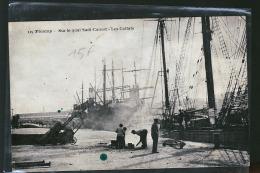 FECAMP 1906 LE 3 MATS LE SADI CARNOT - Fécamp