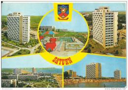 = 15575  - ROMANIA  - SATURN  - SOCIALIST  REPUBLIC  - USED = - Rumania