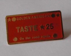 Golden American Taste 25 On The Road Again - Transports