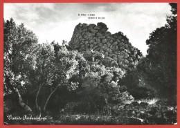 CARTOLINA VG ITALIA - Visitate PERDASDEFOGU (NU) - 10 X 15 - ANN. 1967 - Nuoro