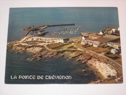 AR45-  Tregunc  Le Port Et La Pointe De Trévignon - Trégunc