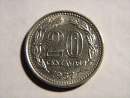 ARGENTINE - 20 CENTAVOS 1957. - Argentina
