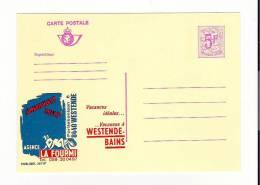 Publibel Neuve N° 2671 (Agence LA FOurmi  WESTENDE_BAINS) - Ganzsachen