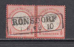 1872     MICHEL  Nº  3 - Alemania