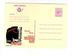 Publibel Neuve N° 2611 (Agence La Fourmi: Westende-Bains) - Publibels