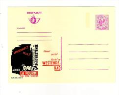 Publibel Neuve N° 2612 (Agence La Fourmi: Westende-Bains) - Publibels