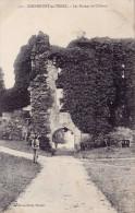 CPA - 56 - ROCHEFORT En TERRE - Ruines Du Château - 558 - Rochefort En Terre