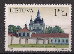 Litauen  (2007)  Mi.Nr.  936  gest. / used  (ed116)