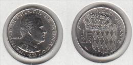 Monaco 1/2 Franc (50 Centimes) 1968 50c - Monaco