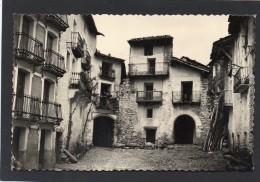 ESPAGNE CASTEJON DE SOS CARTE PHOTO DENTELEE - Huesca