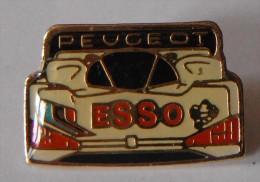 Esso Peugeot Voiture - Fuels