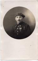 MIL - 4 Pièces Sur Haute-Silésie 1922:  2 Photos De Chasseurs Du 13, 1 Enveloppe + Lettre Parlant De La Médaille Commémo - War 1914-18