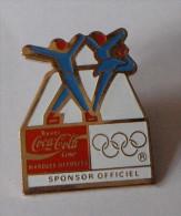 Jeux Olympiques Sport Coca Cola Patinage Artistique - Coca-Cola