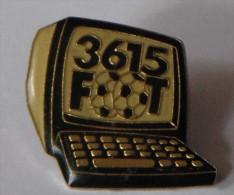 Minitel Football 3615 - France Telecom