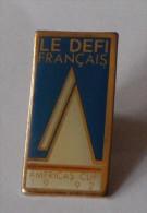 AMFRICAS CUP 1992 Le Défi Français - Voile
