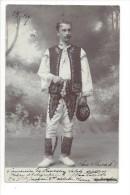 12882 -  Hongrie  Personnage Homme En Costume - Costumes