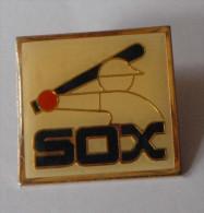 Sox Baseball - Baseball