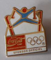 JO Jeux Olympiques Ski Coca Cola - Sport Invernali