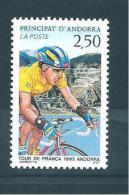 Andorre Timbre De 1993  Cyclisme  N°434  Neufs ** - Neufs