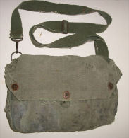 USA WWII - MUSETTE MASQUE A GAZ US  (vide) - 1939-45