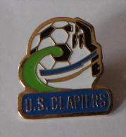 U.S. Clapiers - Pin's