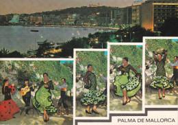 España--Mallorca--Palma , De Noche--a, Francia - Vestuarios