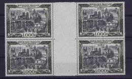 France: 1949/50 ** YT PA 29 Vue De Paris Bloc Neuf Sans Charnière MNH, Michel 865 - Airmail